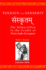 Tolkien and Sanskrit cover