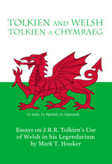 Tolkien and Welsh Cover Art
